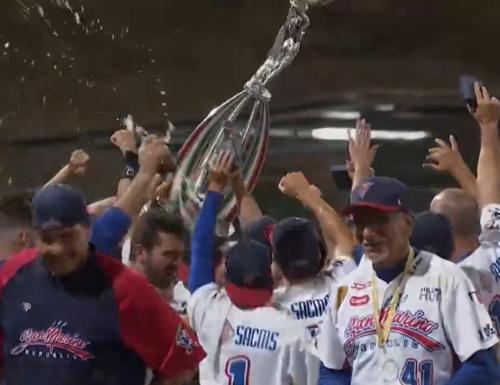 San Marino : Italian Baseball Series Champions 2021